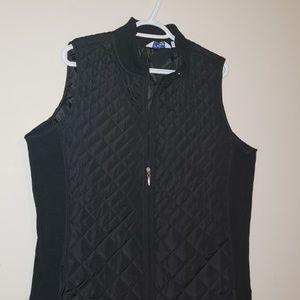 Jackets & Blazers - Women's Plus Size Vest - Size 1x